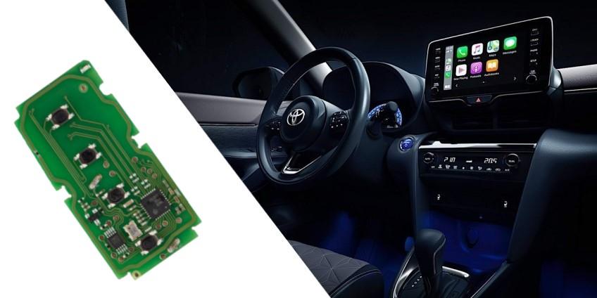 Xhorse эмулятор смарт-ключа XM-Prox XSTO00EN для Toyota