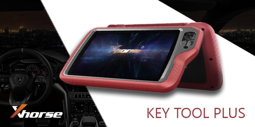 Мультифункциональный программатор Xhorse VVDI Key Tool Plus Pad XDKP00EN