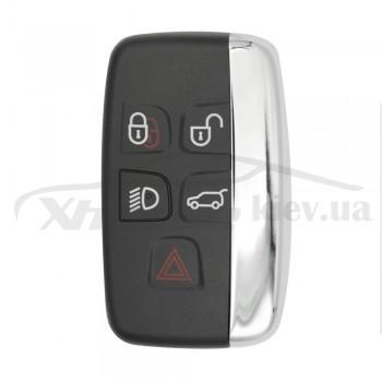 Смарт-ключ эмулятор Lonsdor для Land Rover Jaguar 2015-2018 гг., 5 кнопок, 315MHz