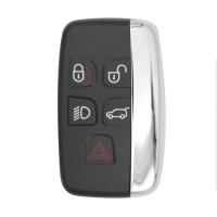 Смарт-ключ эмулятор Lonsdor для Land Rover Jaguar 2015-2018 гг., 5 кнопок, 433MHz