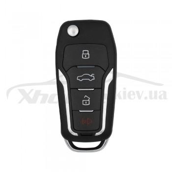 Ключ универсальный выкидной Remote R-Ford 3+1 but Lonsdor