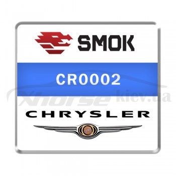 Активация CR0002 - Chrysler Journey 2010/12 CAN OBD