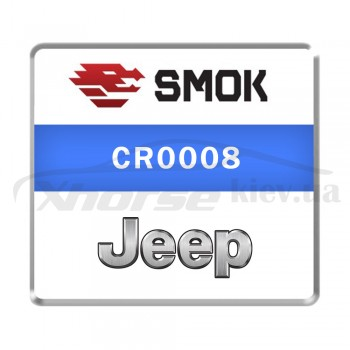 Активация CR0008 - Jeep Wrangler Sahara 2019-... OBD+Adapter
