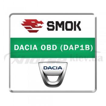 Пакет Dacia OBD (DAP1B)