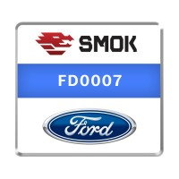 Активация FD0007 - Ford Transit 93c76 2007... OBD