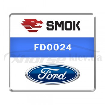 Активация FD0024 - Ford Figo 2018 OBD
