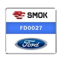 Активация FD0027 - Ford Ranger 2019