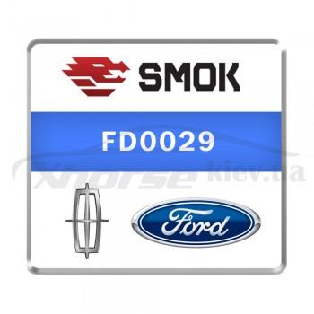 Активация FD0029 - Ford Escape, Puma 2019 (Full Digital), Lincoln Aviator 2019 (Full Digital) change KM by OBD