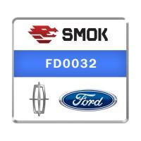 Активация FD0032 -  Ford Explorer Limited Ed. , Lincoln CrossAir RH850 2020-... OBD
