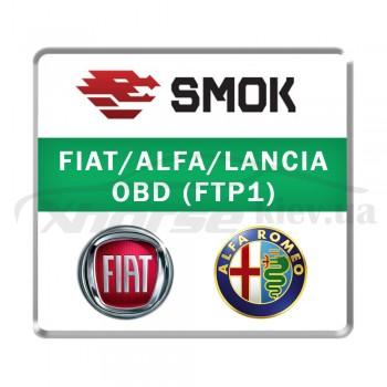 Пакет Fiat/Alfa/Lancia OBD (FTP1)