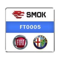 Активация FT0005 - Alfa 159/Lancia Y/Breara OBD