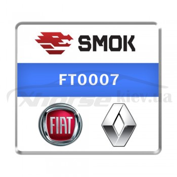 Активация FT0007 - Dump Tool Fiat/Renault