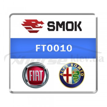 Активация FT0010 - Alfa Mito/Gulietta/Fiat 500 New OBD