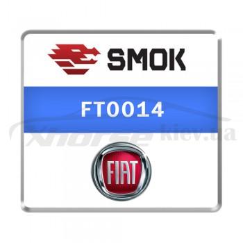 Активация FT0014 - Fiat 500 TFT 2014-... OBD