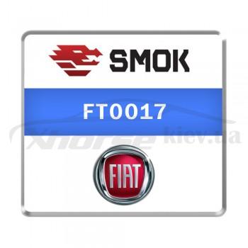 Активація FT0017 - Fiat Tipo 2015-... OBD