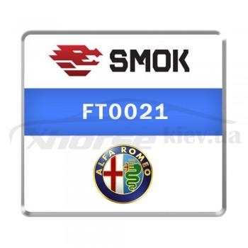 Активация FT0021 - Alfa Romeo Dump Tool