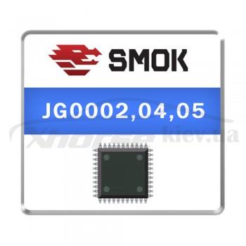 Активация JG0002, 04, 05 - MAC 7242,7241,7116