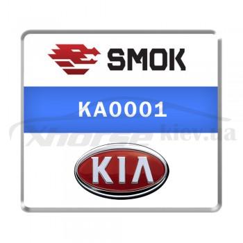 Активация KA0001 - Kia Dash OBD