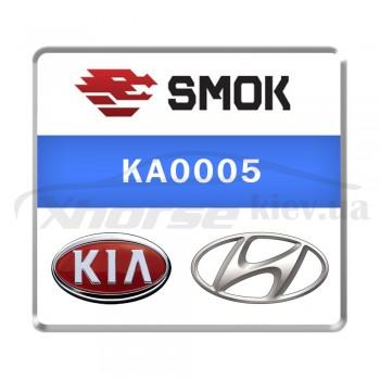 Активація KA0005 - KIA/Hyundai NEC+24c16 2015-... OBD