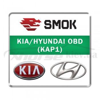 Пакет Kia/Hyundai OBD (KAP1)