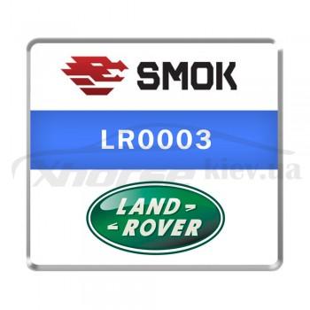 Активация LR0003 - Land Rover Terrain Module OBD
