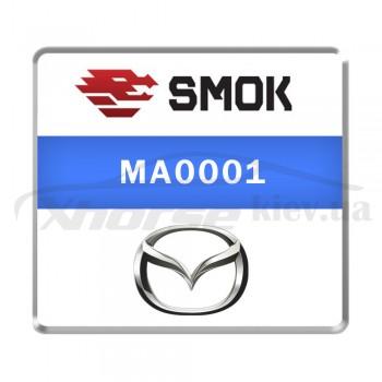 Активация MA0001 - Mazda 3/5/6/CX/CX7 2009-2013 OBD