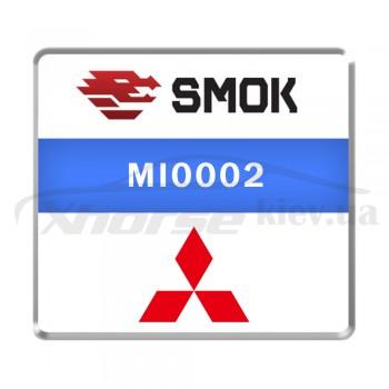 Активация MI0002 - Mitsubishi Outlander III 2013-... (NEC+93c76)