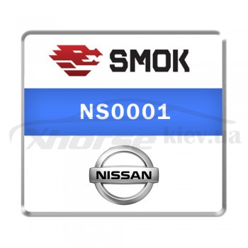 Активація NS0001 -  Nissan OBD