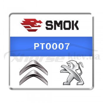 Активация PT0007 - BSI DashBoard II-308 2014/Read ECU Hist.OBD