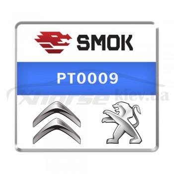 Активация PT0009 Citroen C5 Dash 2008... OBD