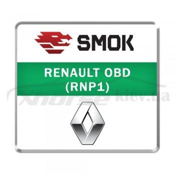Пакет Renault OBD (RNP1)