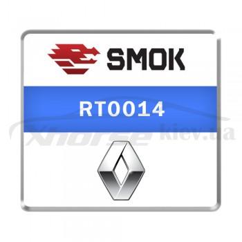 Активация RT0014 - Reanult Twingo III 2014-...OBD