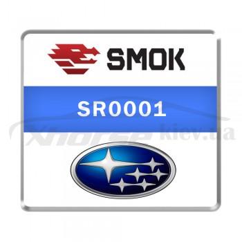 Активация SR0001 - Subaru 70F35xx OBD