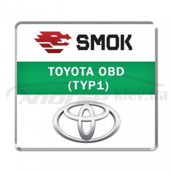 Пакет Toyota OBD (TYP1)