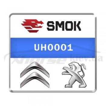 Активация UH0001 -  Dash PSA by JTAG
