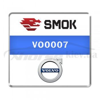 Активация VO0007 - V40 2015-...OBD