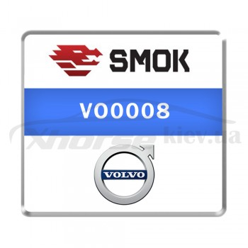 Активація VO0008 - XC60/S60/V60 2015-...OBD