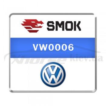 Активація VW0006 - VDO Micronas 06/2006... CAN OBD