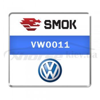 Активация VW0011 - VW Golf 6 MM Motorola CAN OBD
