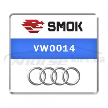 Активация VW0014 - Audi A3 2010... CAN OBD