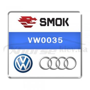 Активация VW0035 - VDO,Continental MQB 2014-... OBD
