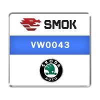Активація VW0043 - Skoda City Go 2019-..., DSG GearBox DQ200, DQ250 by Dumps