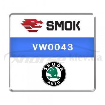 Активация VW0043 - Skoda City Go 2019-..., DSG GearBox DQ200, DQ250 by Dumps