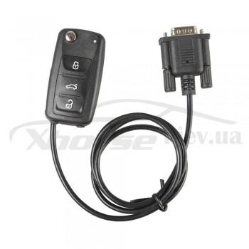 Съемник (сборщик) данных Xhorse ID48 Data collector adapter XDV205EN