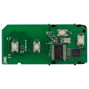Эмулятор смарт ключей FT20-A433D для Toyota 433.93 МГц ASK Toyota 4D Smart Key Lonsdor