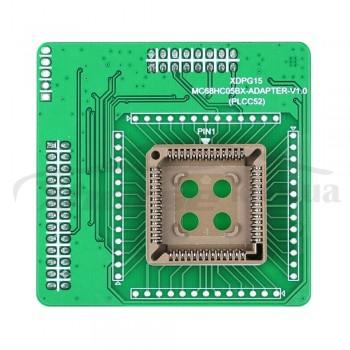 Адаптер MC68HC05BX (PLCC52)   к VVDI Prog  XDPG15EN