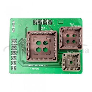 Адаптер TMS370 (PLCC28 / PLCC44 / PLCC68) к VVDI Prog  XDPG16EN