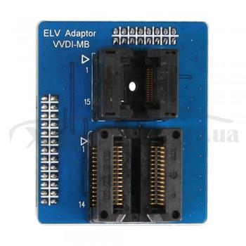 Адаптер VVDI MB NEC ELV для Mercedes-Benz W202/W204/W212 XDMB12EN