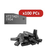 Набор чипов Super Chip Transponder XT27 - 100 шт Xhorse VVDI