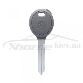 Заготовка ключа под чип CHR-19.P / EK3P-Y170